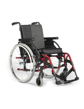 Fauteuil roulant standard...